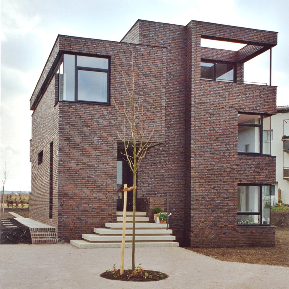 Waechter + Waechter Haus A-W