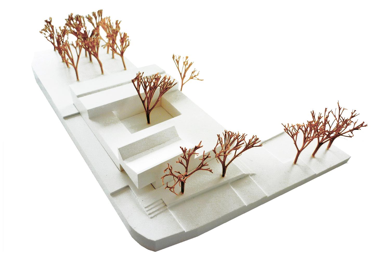 Modell Rathaus Plaidt
