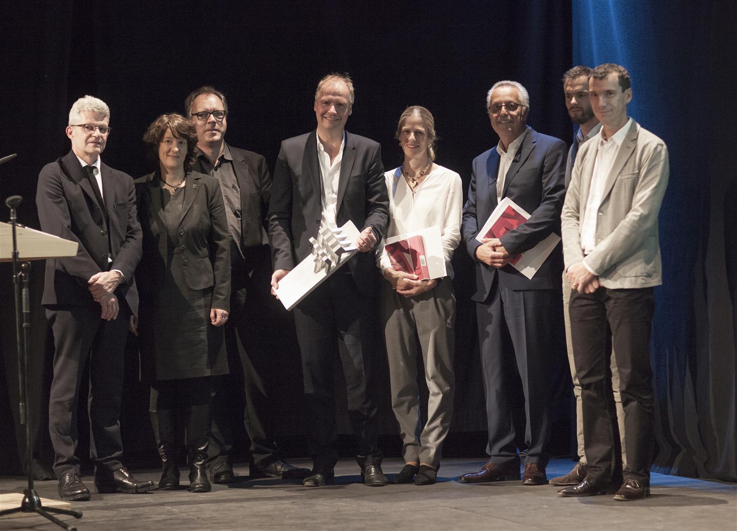 Waechter_Waechter_Theater Heidelberg_2015_Hugo-Häring_Landespreis 2015