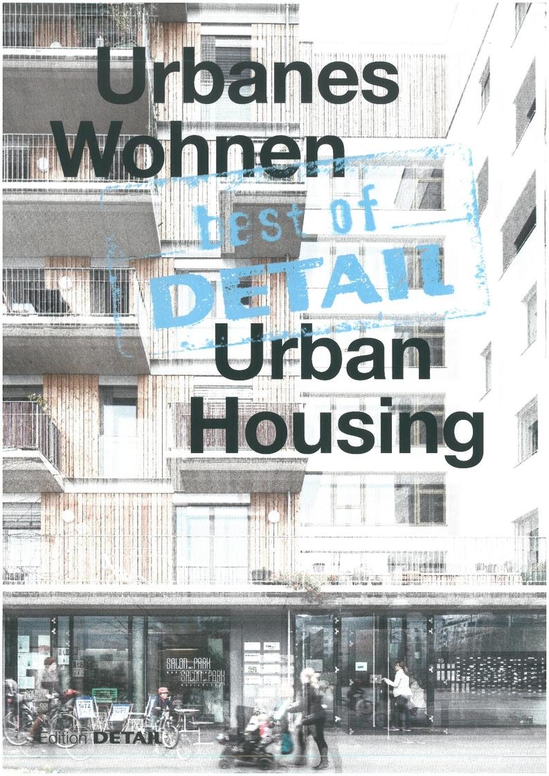 Titelseite best of Detail Urbanes Wohnen