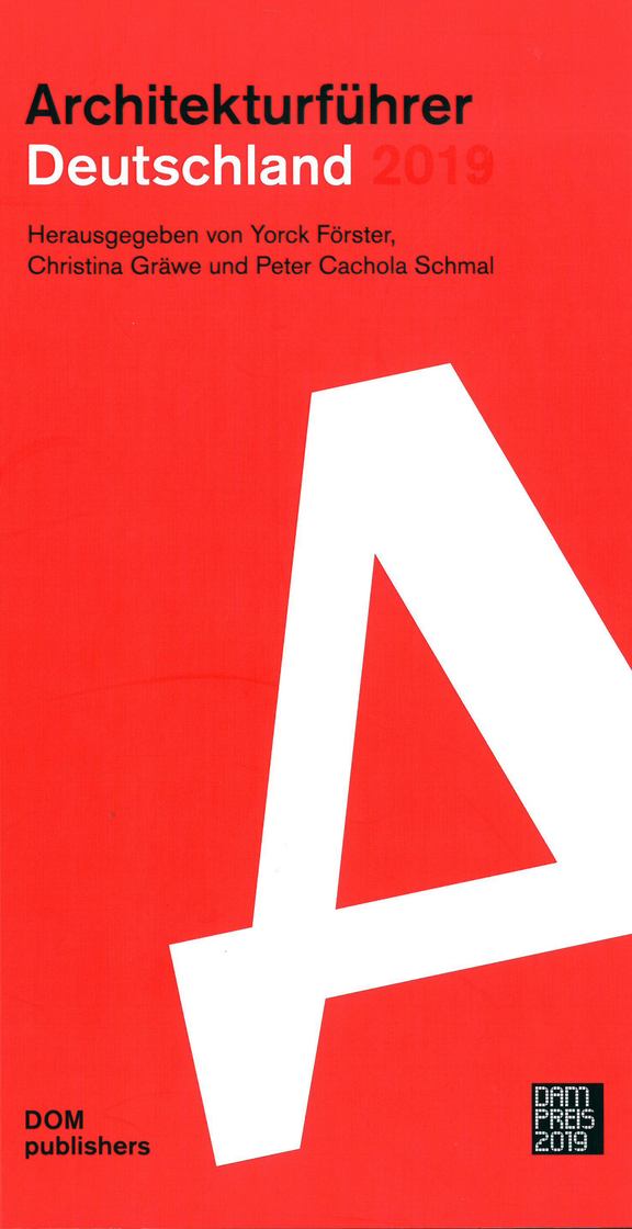 Architekturführer Deutschland 2019