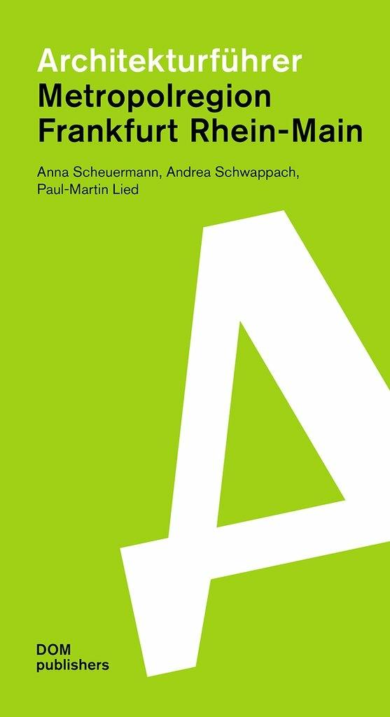 Architekturführer Metropolregion Frankfurt Rhein-Main_Cover