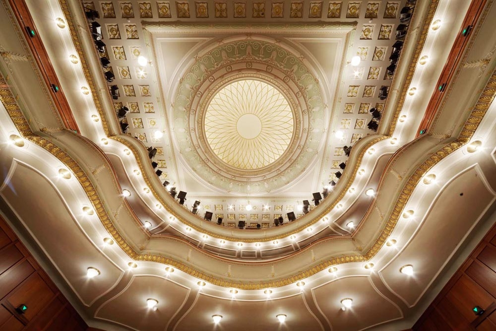 Theater Heidelberg Alter Saal