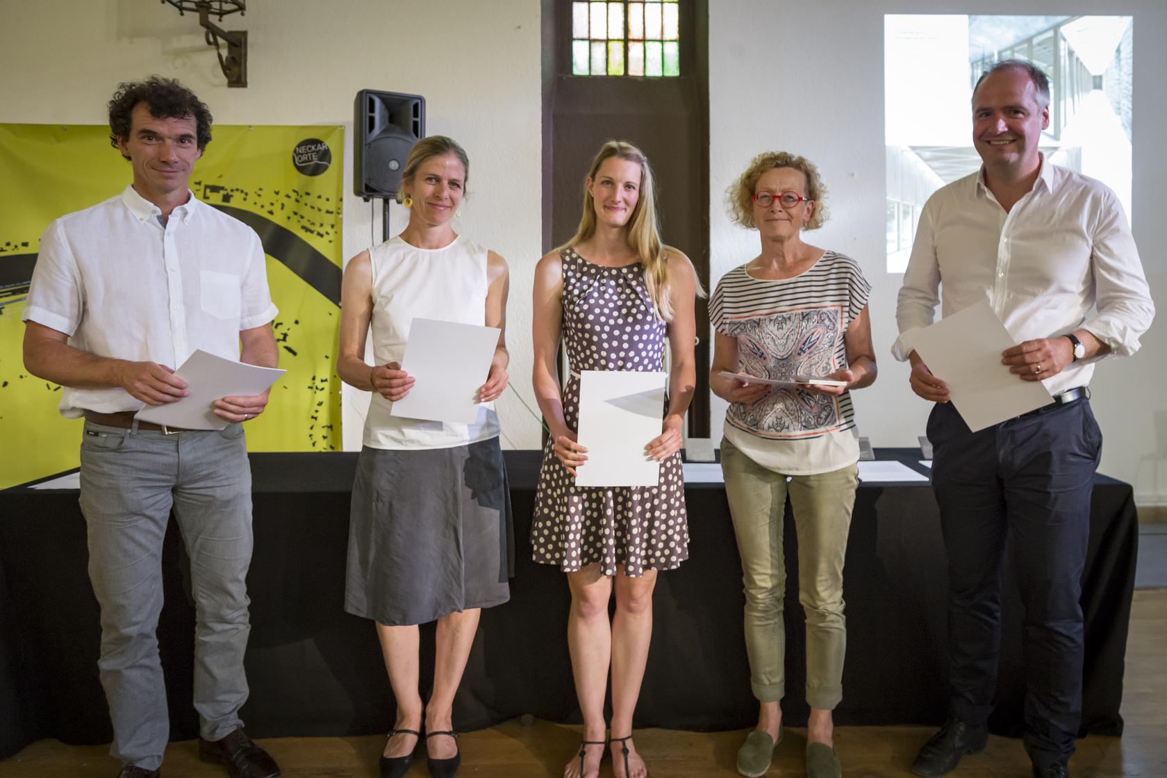 BDA Heidelberg, Verleihung Hugo-Häring-Auszeichnung 2017