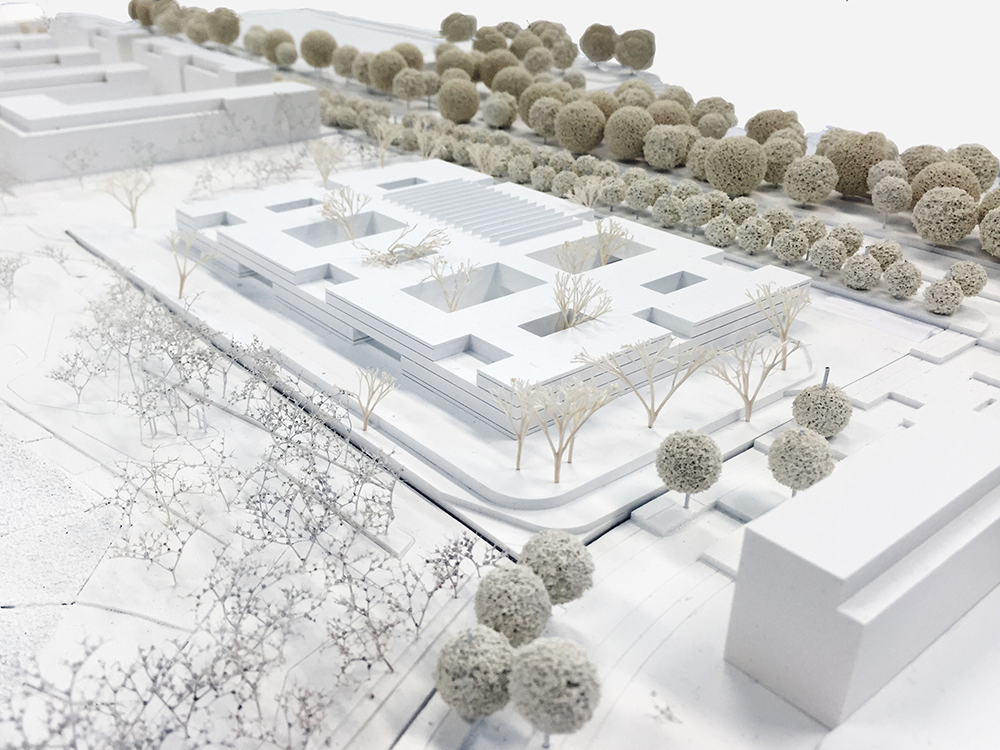 Waechter_Waechter Architekten_Quartiersmitte_Lincoln_Siedlung