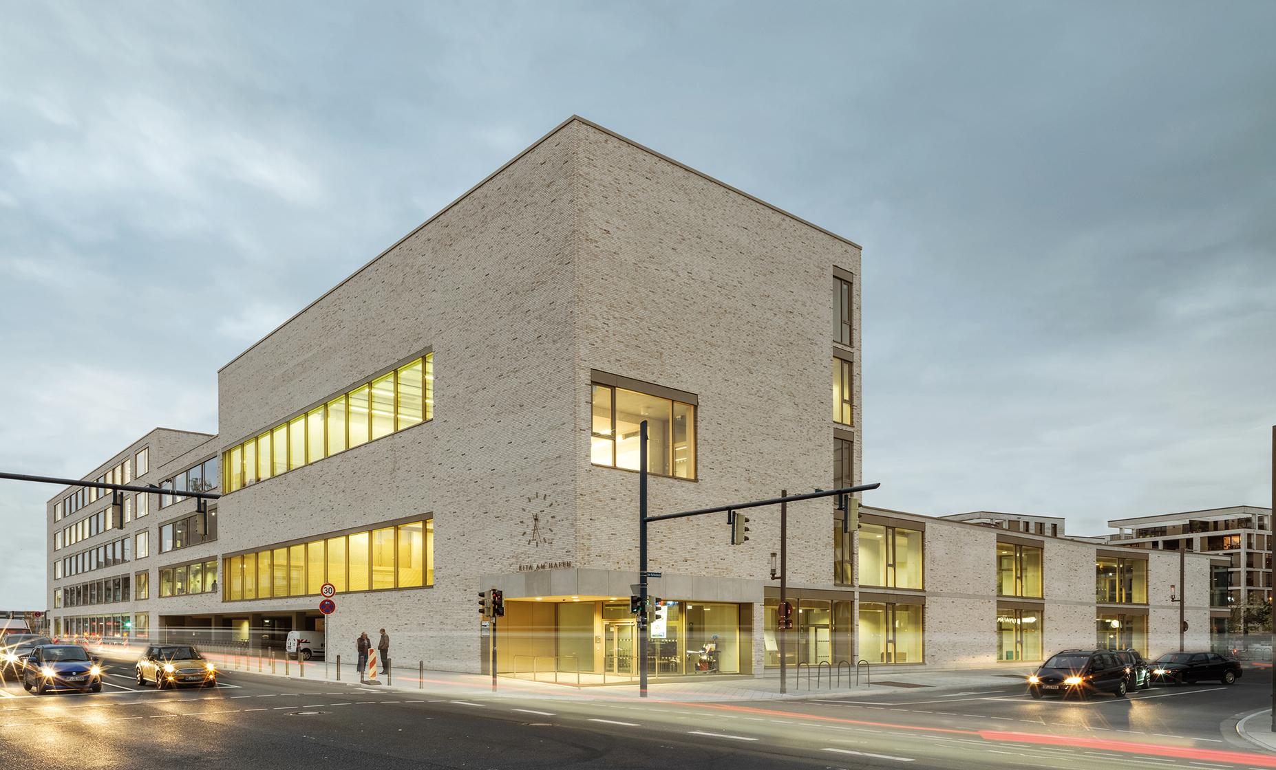 Offenbach Hafenschule_waechter+waechter