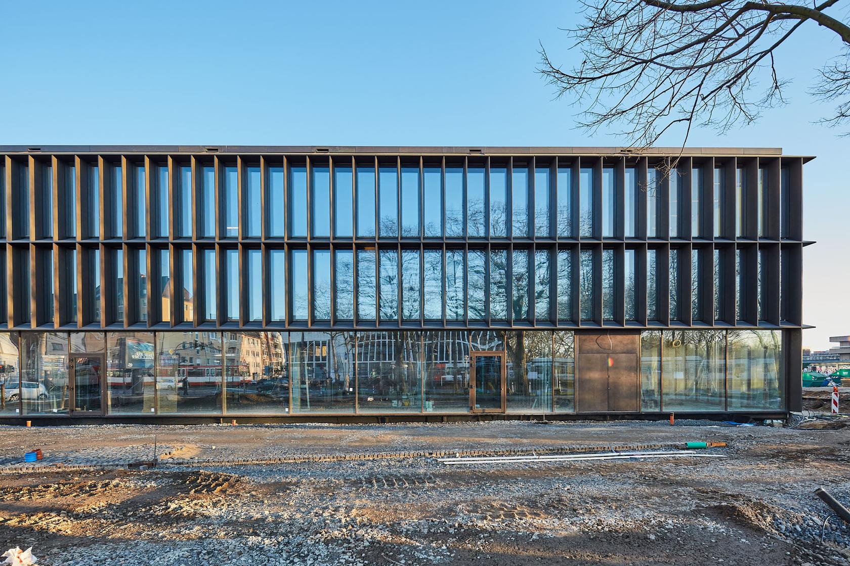 Historisches Archiv der Stadt Köln und Rheinisches Bildarchiv_Fassade