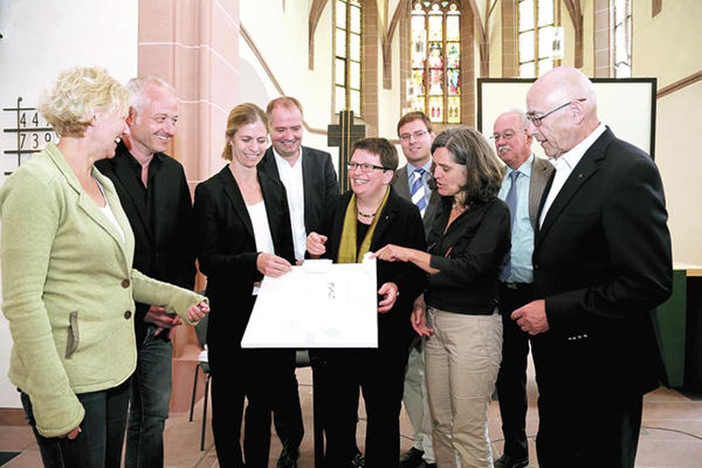 Wiesloch Gemeindezentrum Petrusgemeinde – Vorstellung