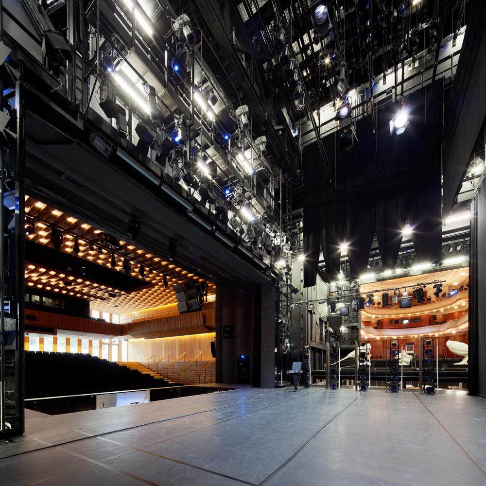 W+W Theater Heidelberg_Bühne_neuer Saal