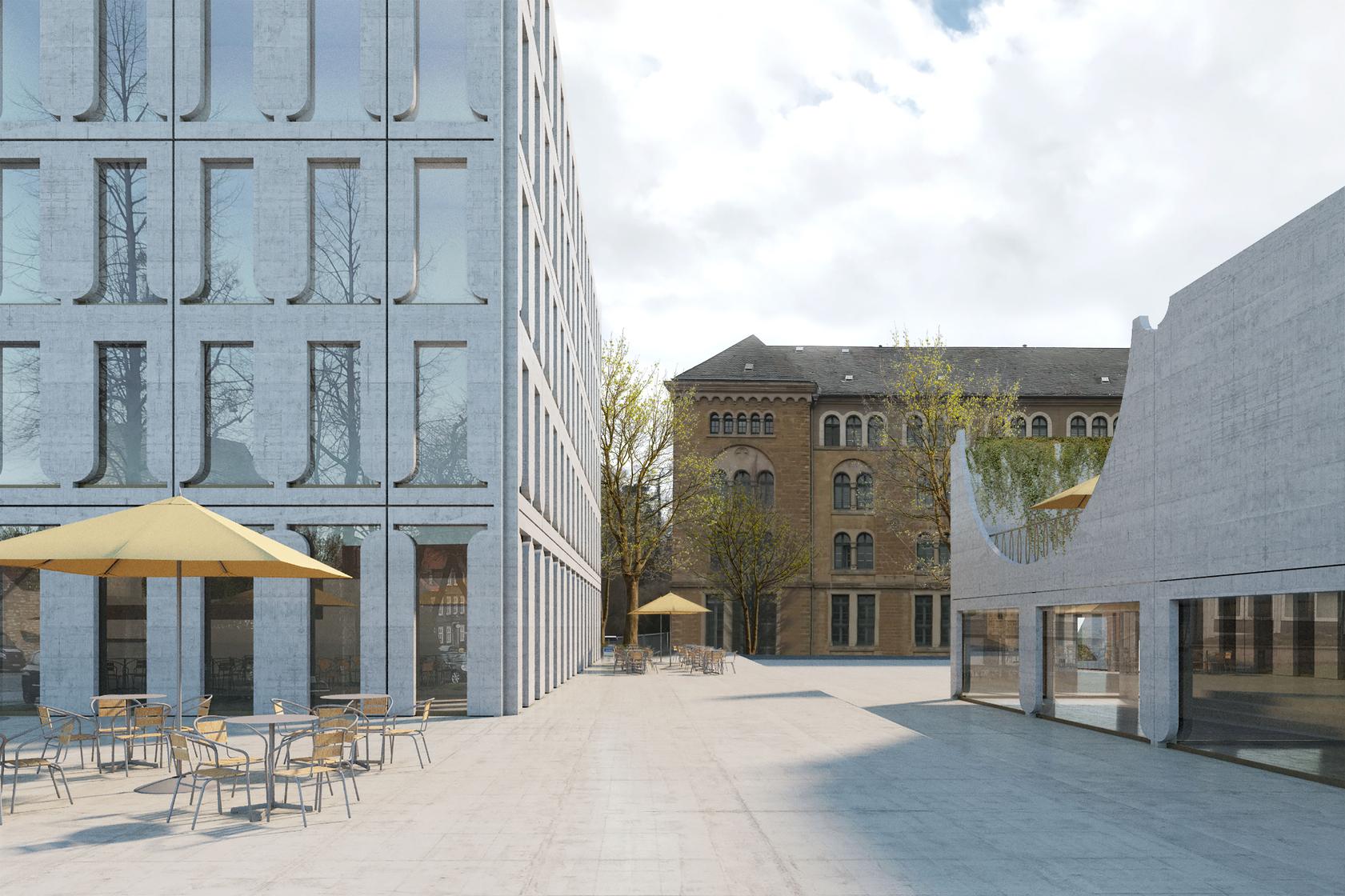 Waechter + Waechter Wettbewerb Goslar 1