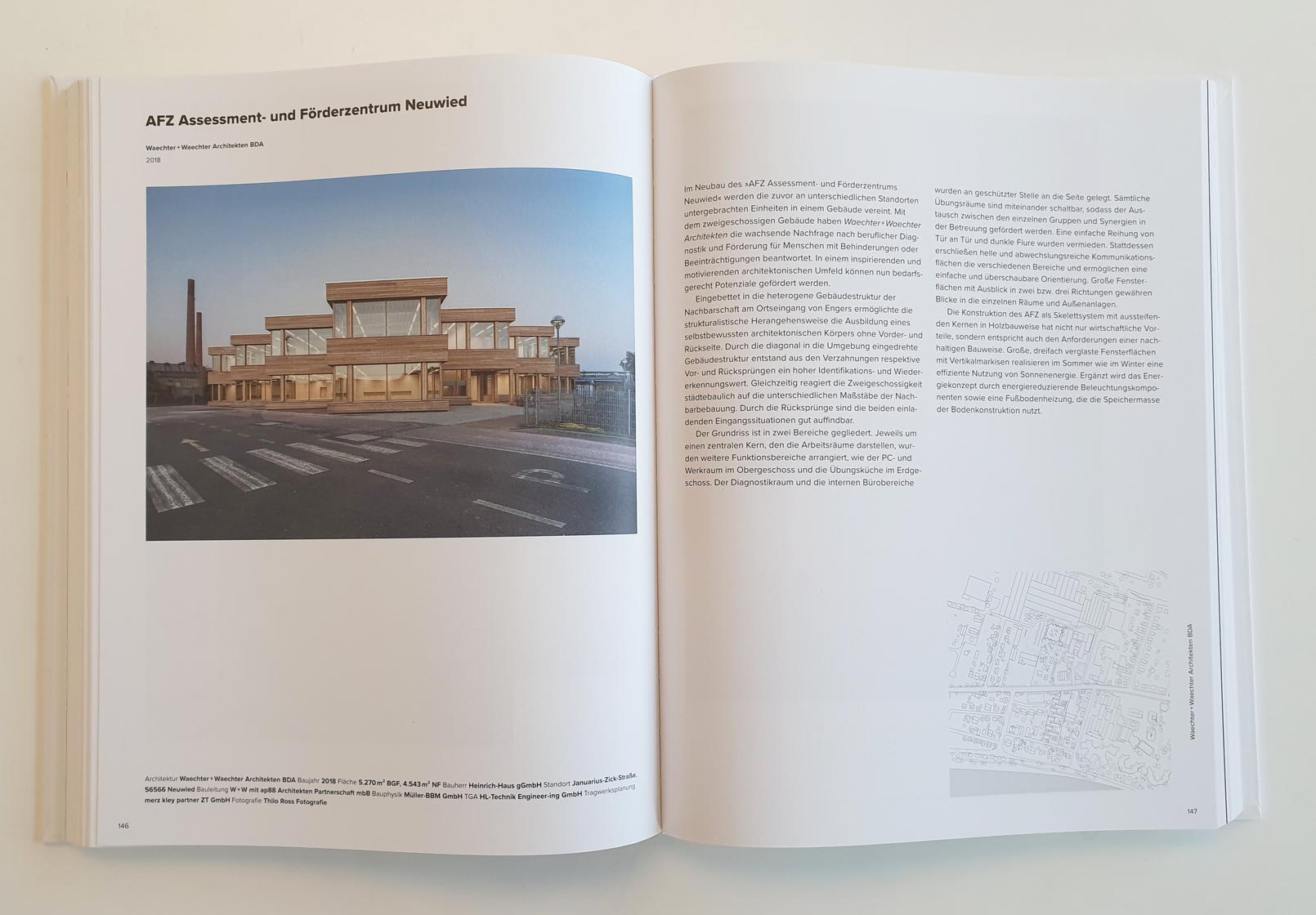 Jahrbuch der Architektur - AFZ Assessment und Förderzentrum Neuwied