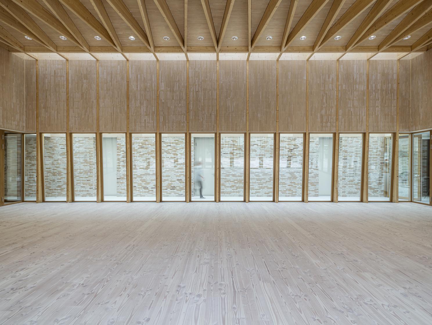 Staatspreis Baukultur B-W Gemeindezentrum Petrusgemeinde Wiesloch W+W