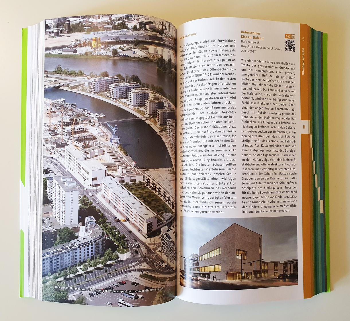 Architekturführer Metropolregion Frankfurt Rhein-Main_Hafenschule Offenbach