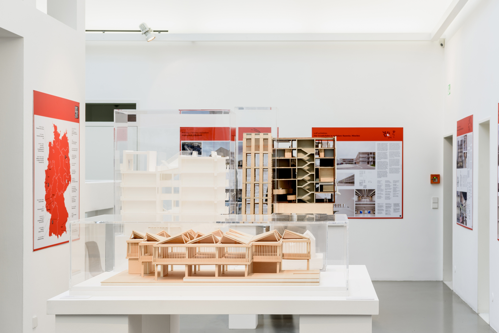 DAM Preis 2019 Finalist_AIZ Bonn_Modell