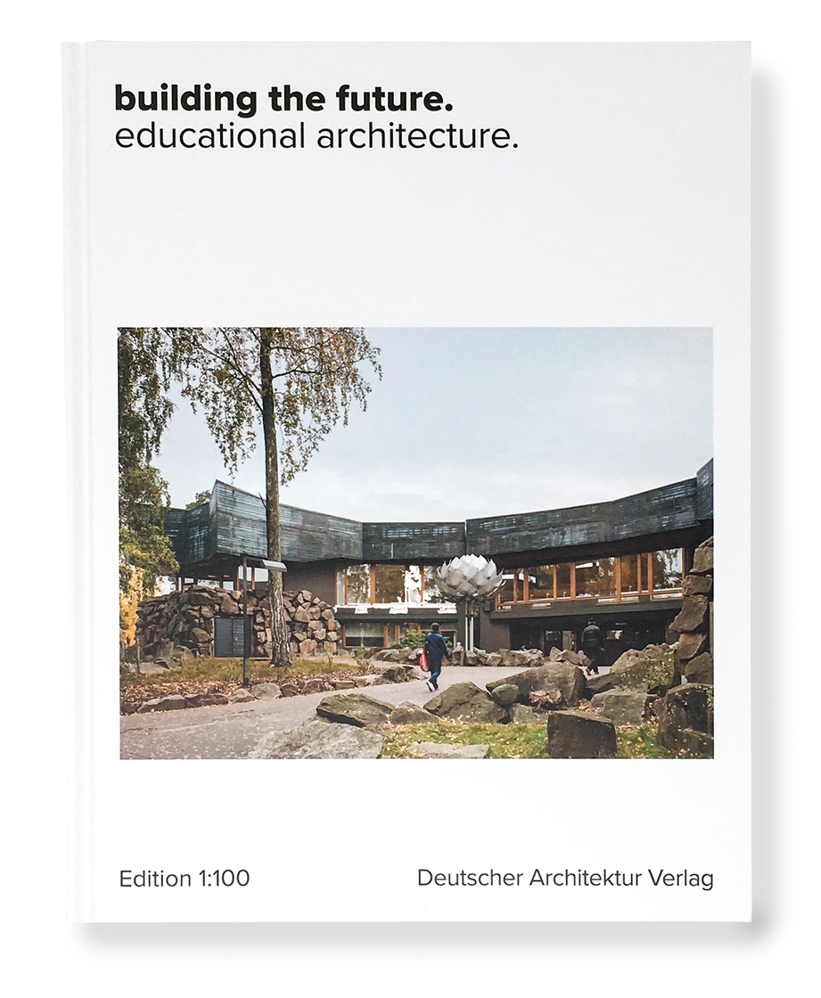 Cover DAV 1:100 building the future