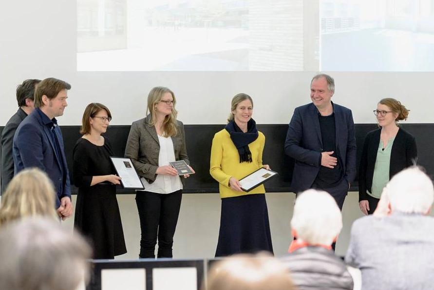Preisverleihung Johann Wilhelm Lehr Plakette 2018