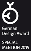 Logo German Design Award 2015