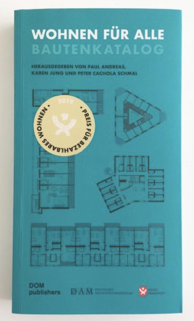 Wohnen für Alle Bautenkatalog 2019 Cover