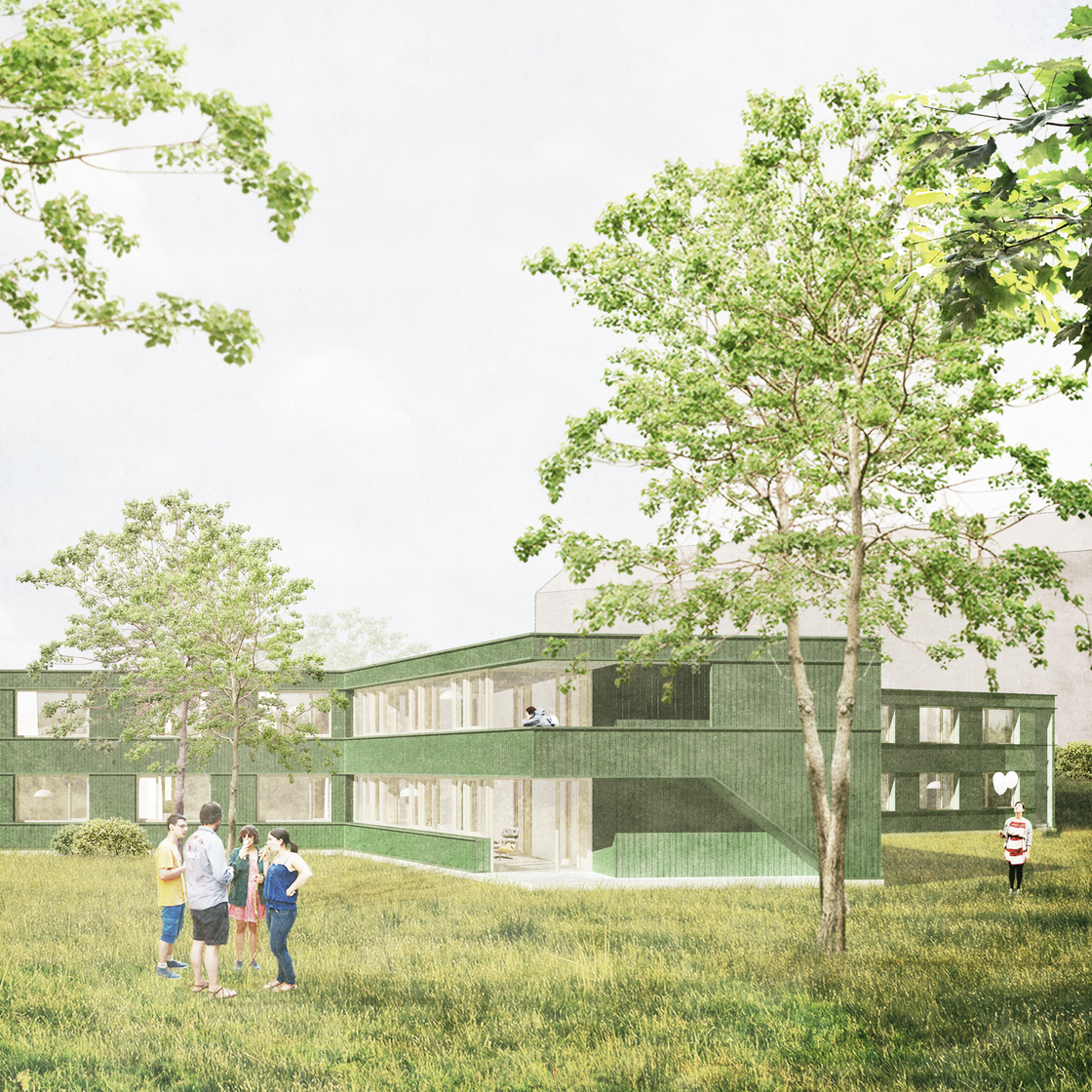 Ffm-Sossenheim Kinderhaus Frank Perspektive