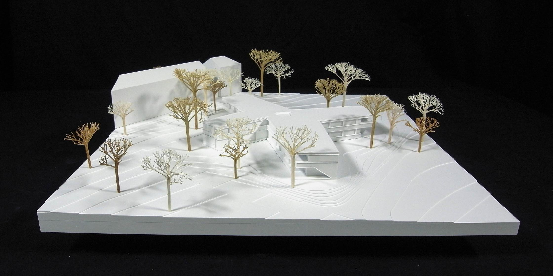 Ffm-Sossenheim Kinderhaus Frank Modell