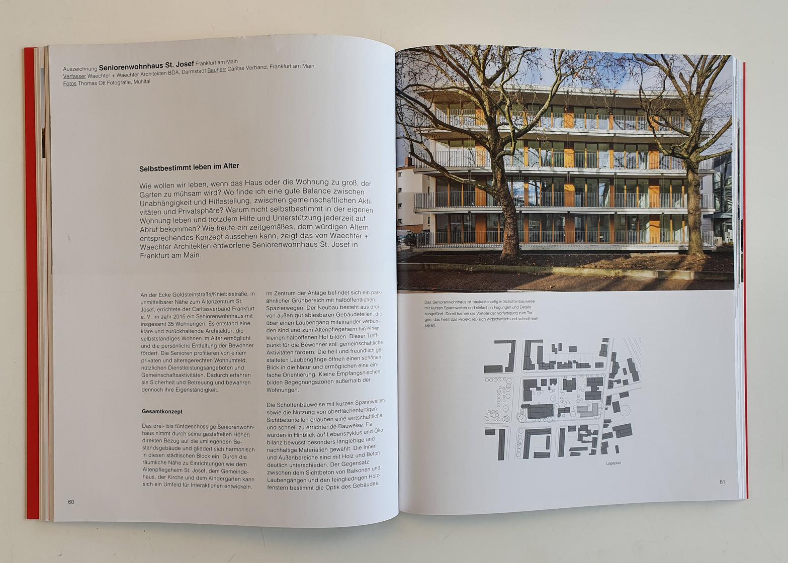 KostenBewusstBauen - Seniorenwohnhaus St. Josef Frankfurt W+W