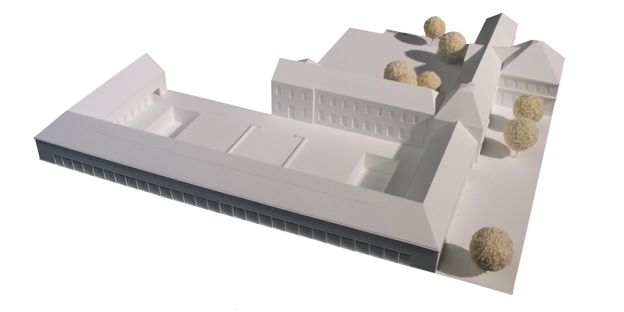 Modell Naturkundemuseum Nymphenburg