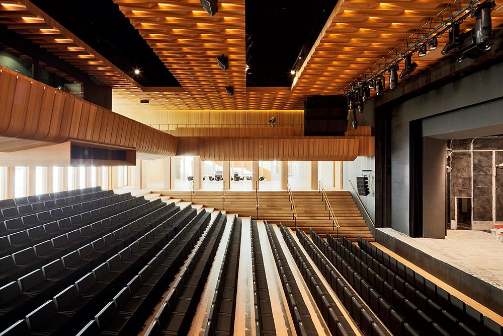 Theater Heidelberg Neuer Saal