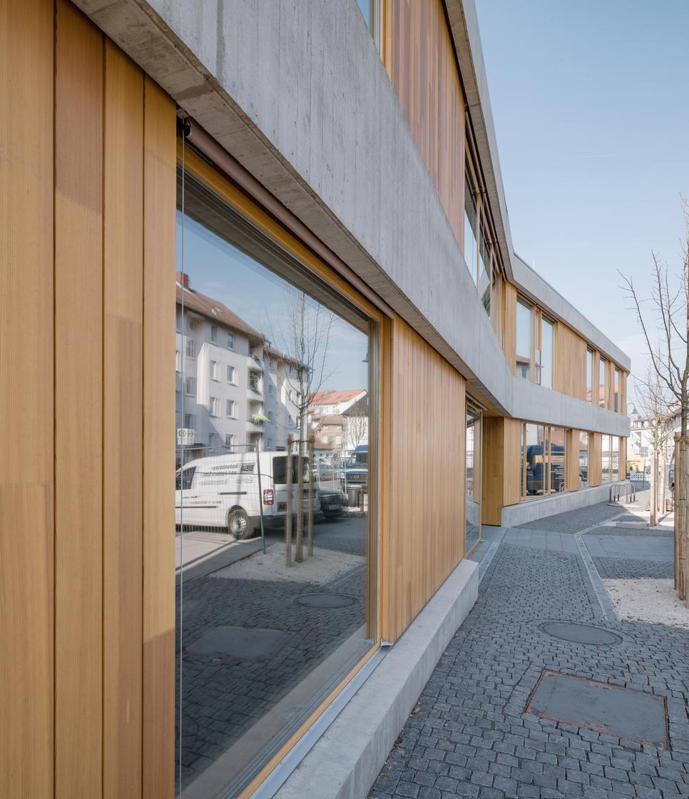 Waechter + Waechter Kinder- und Jugendhaus Darmstadt Pankratiusstraße