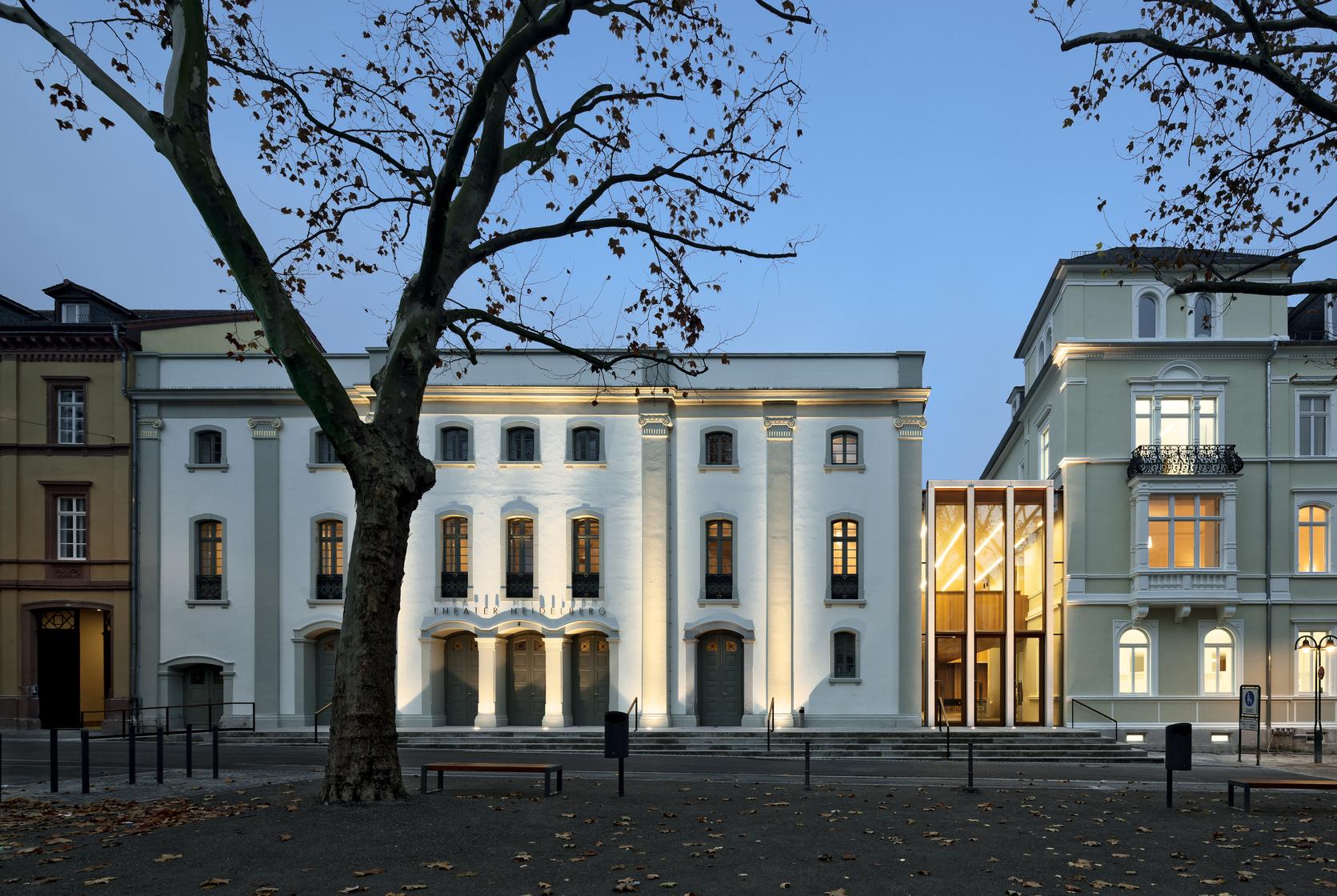 Theater und Philharmonisches Orchester Heidelberg Waechter + Waechter