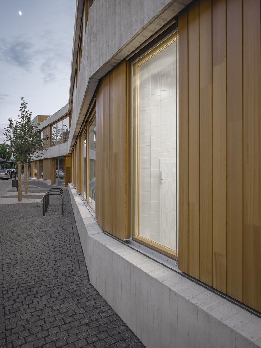 Waechter+Waechter Kinder- und Jugendzentrum Pankratiusstraße