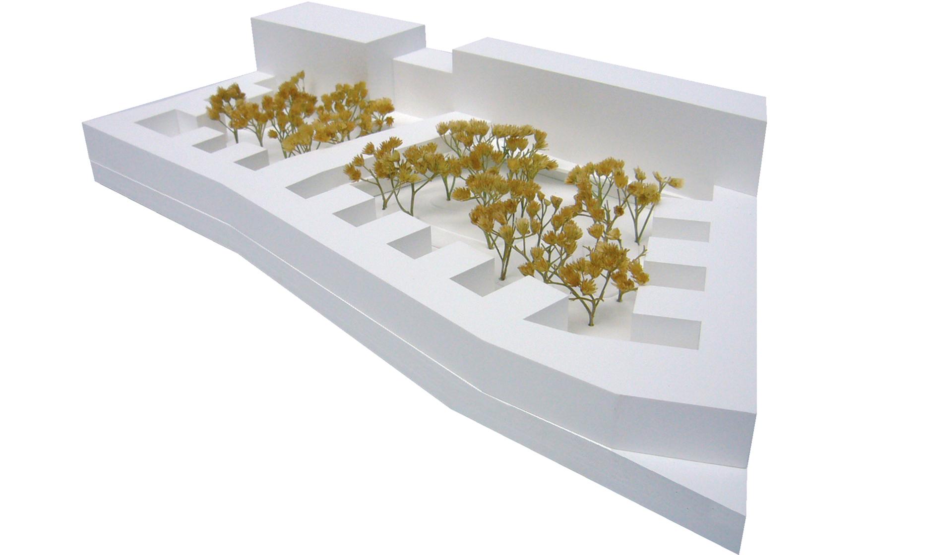 Hafenschule - Modellfoto