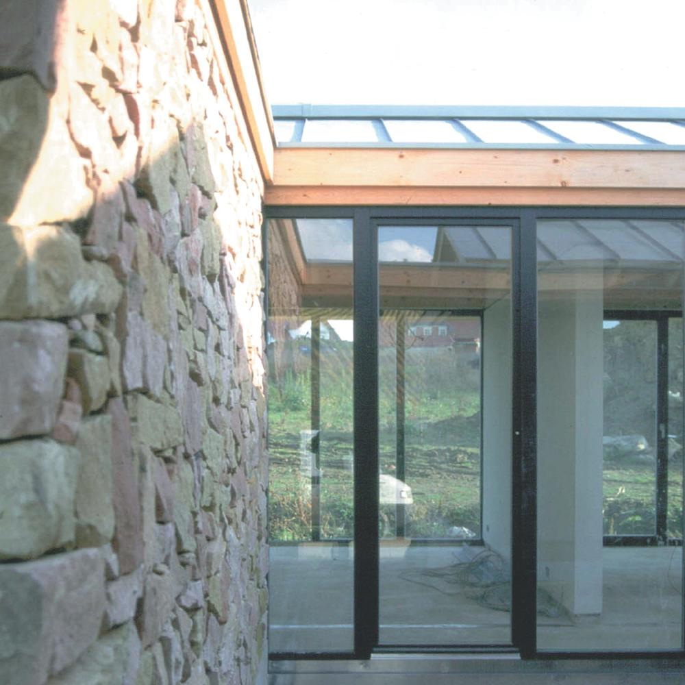 Haus G - Fassade