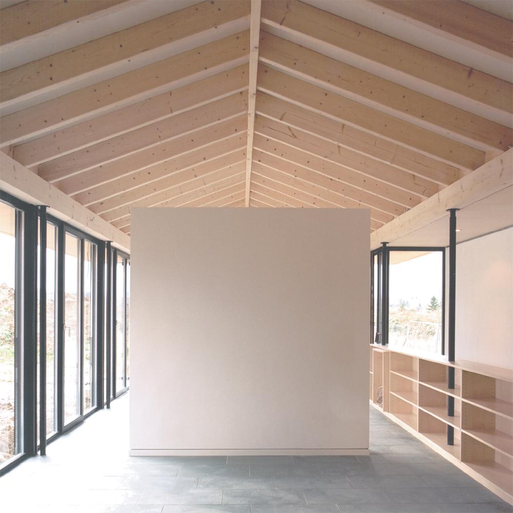 Haus G - Wohnraum