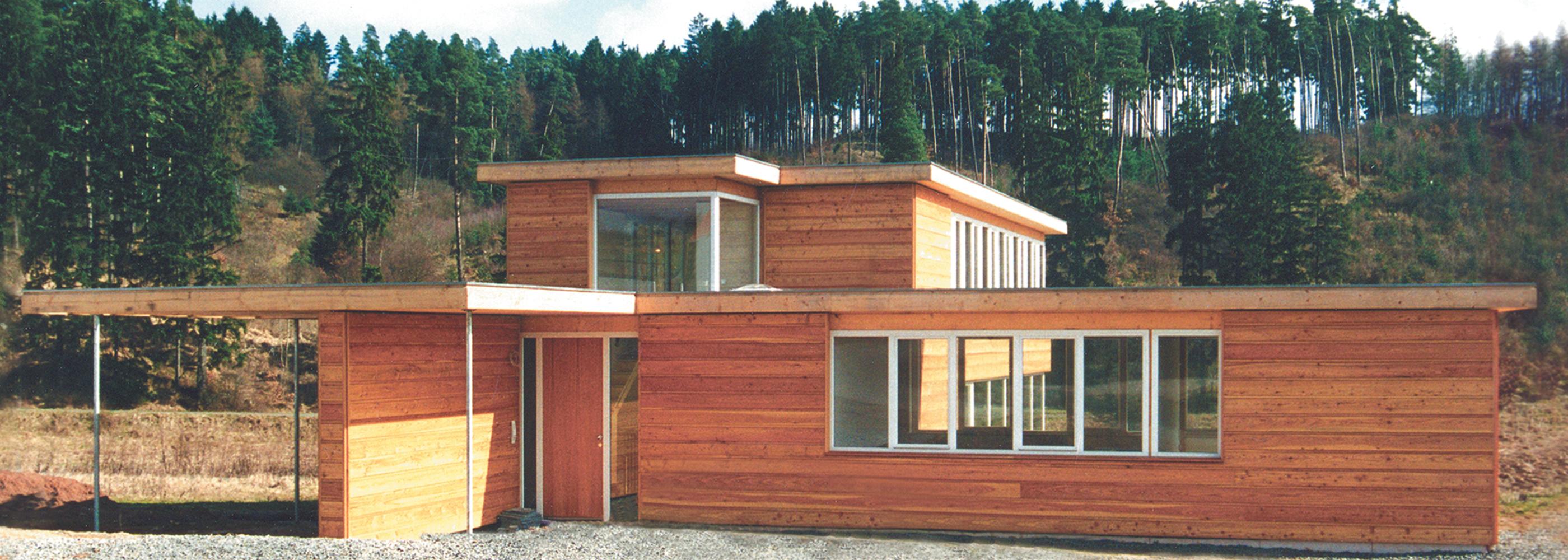 Haus L - Ansicht