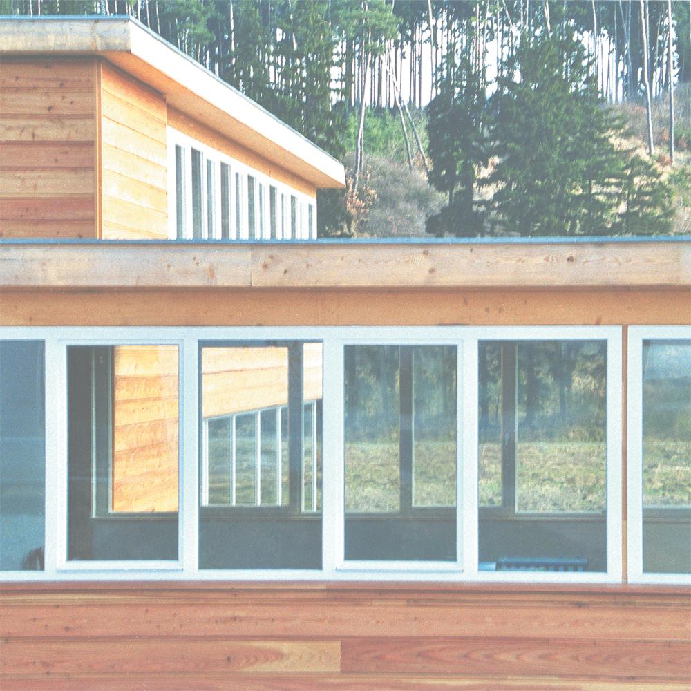 Haus L - Fassade