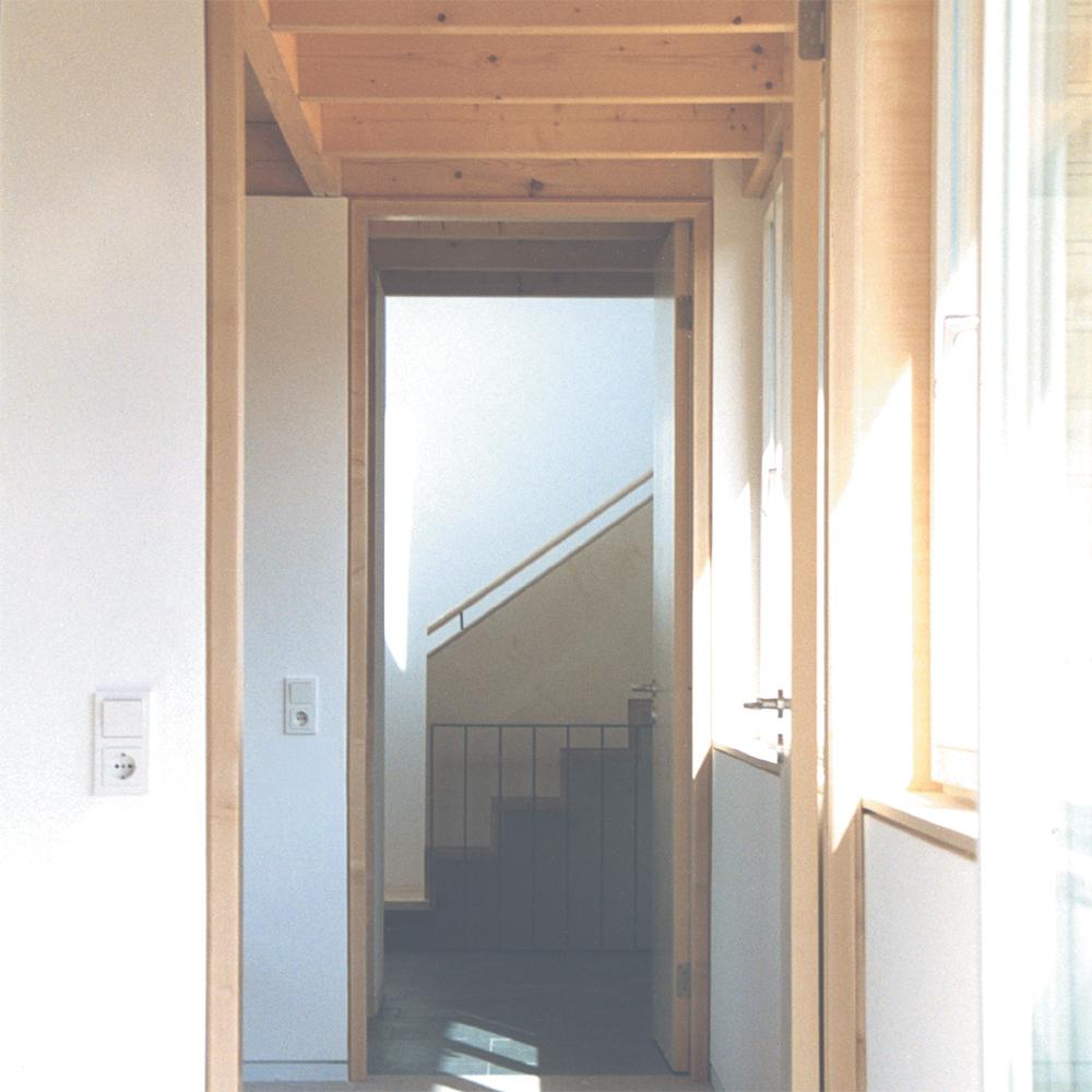 Haus L - Flur - Treppe