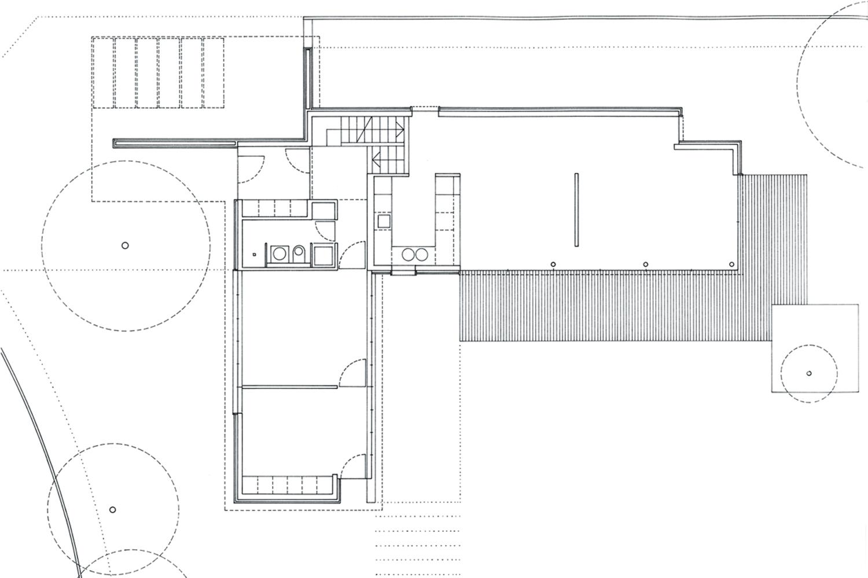 Haus L - Grundriss