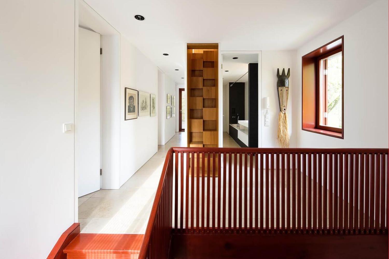 Haus W - Obergeschoss