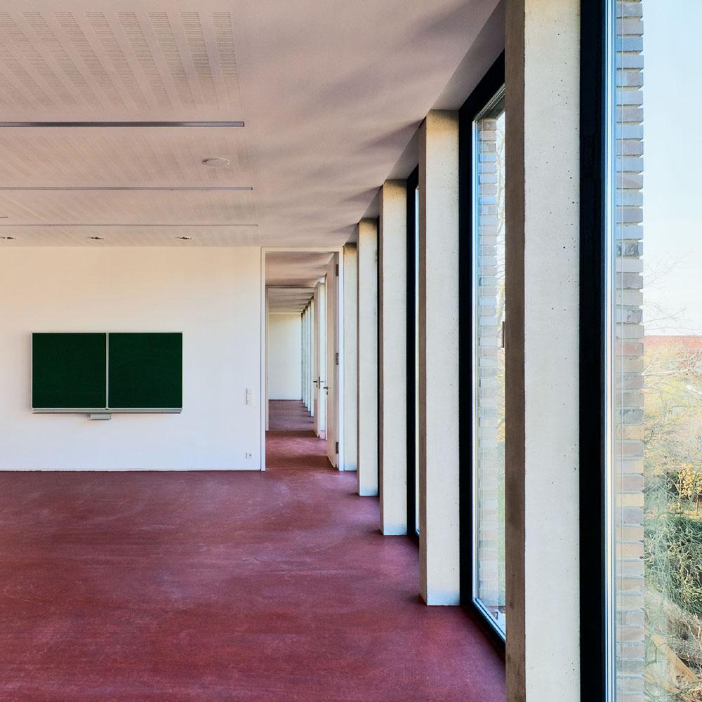 Hedwig-Burgheim-Haus - Klassenraum