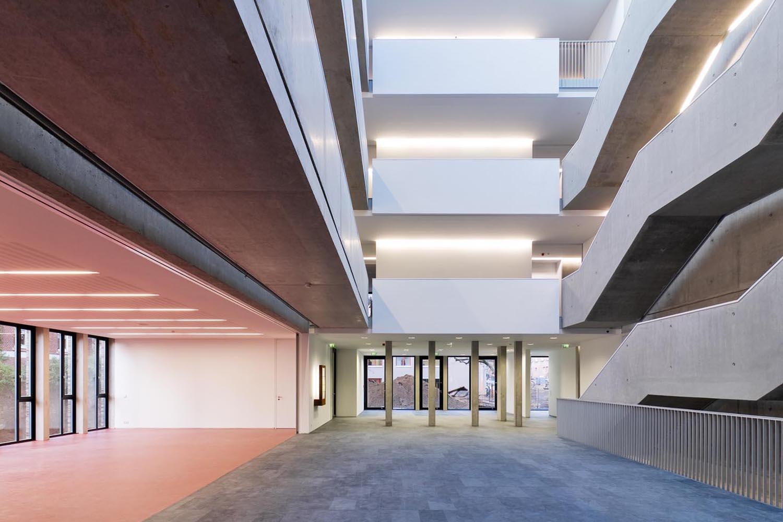 Hedwig-Burgheim-Haus - Halle