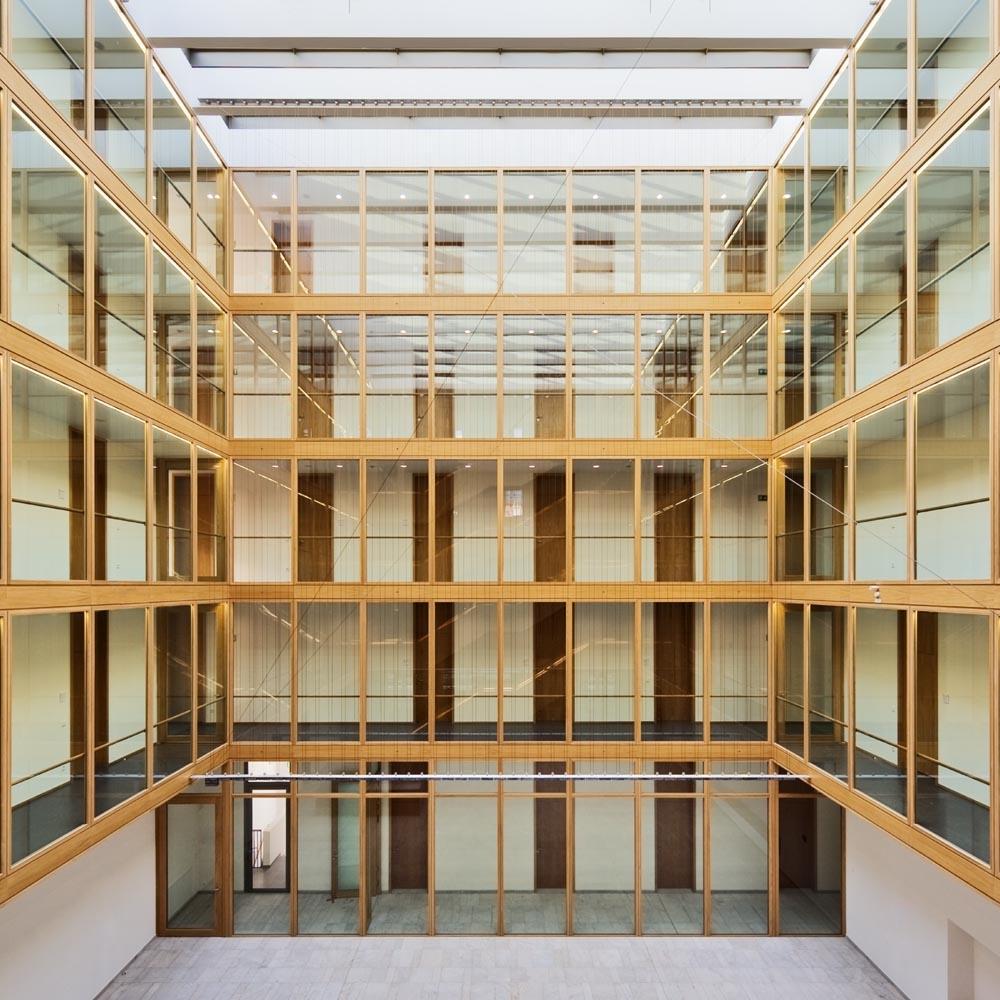 justizzentrum atrium