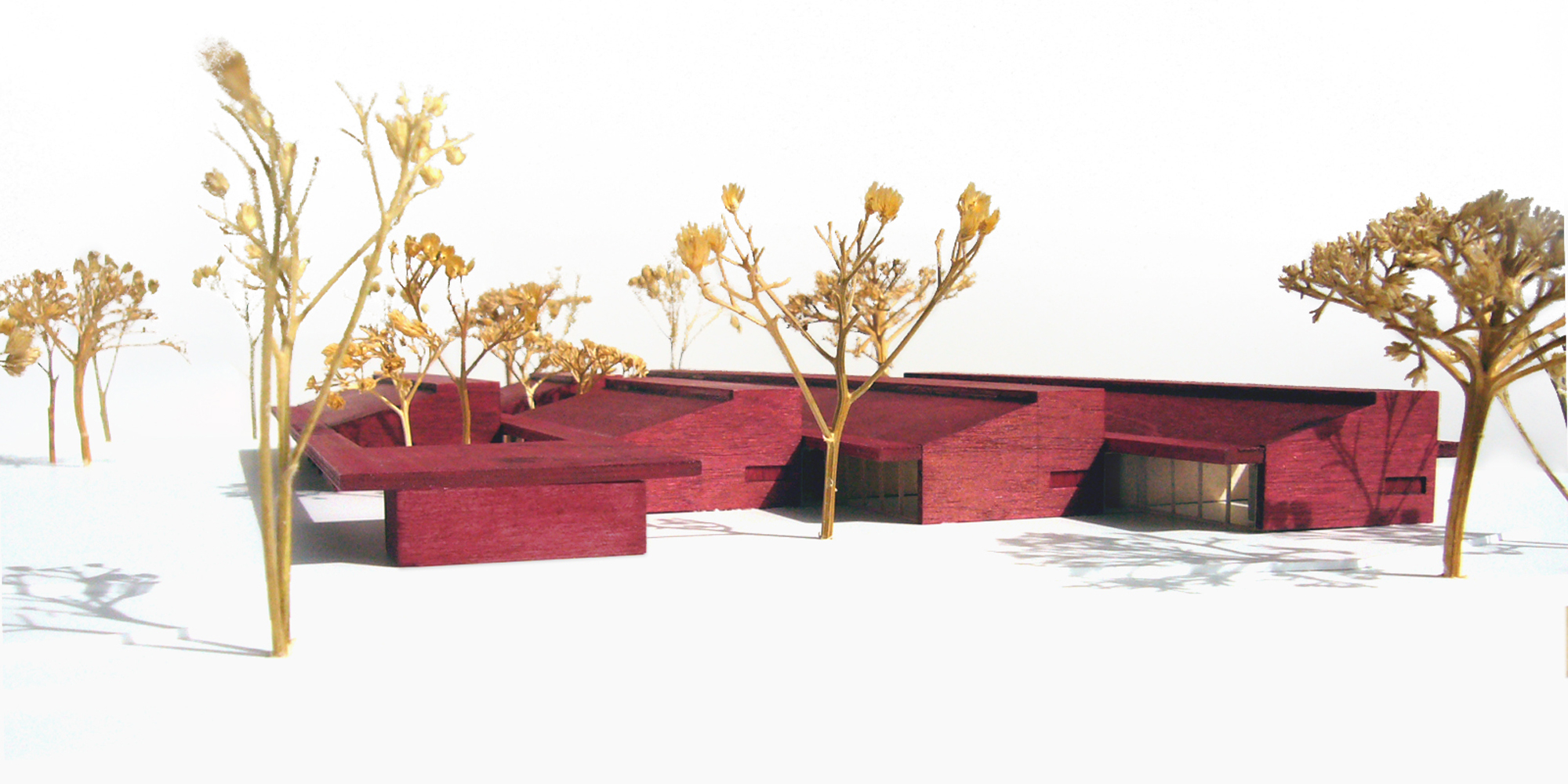 Kindergarten Apfelwiese - Modell