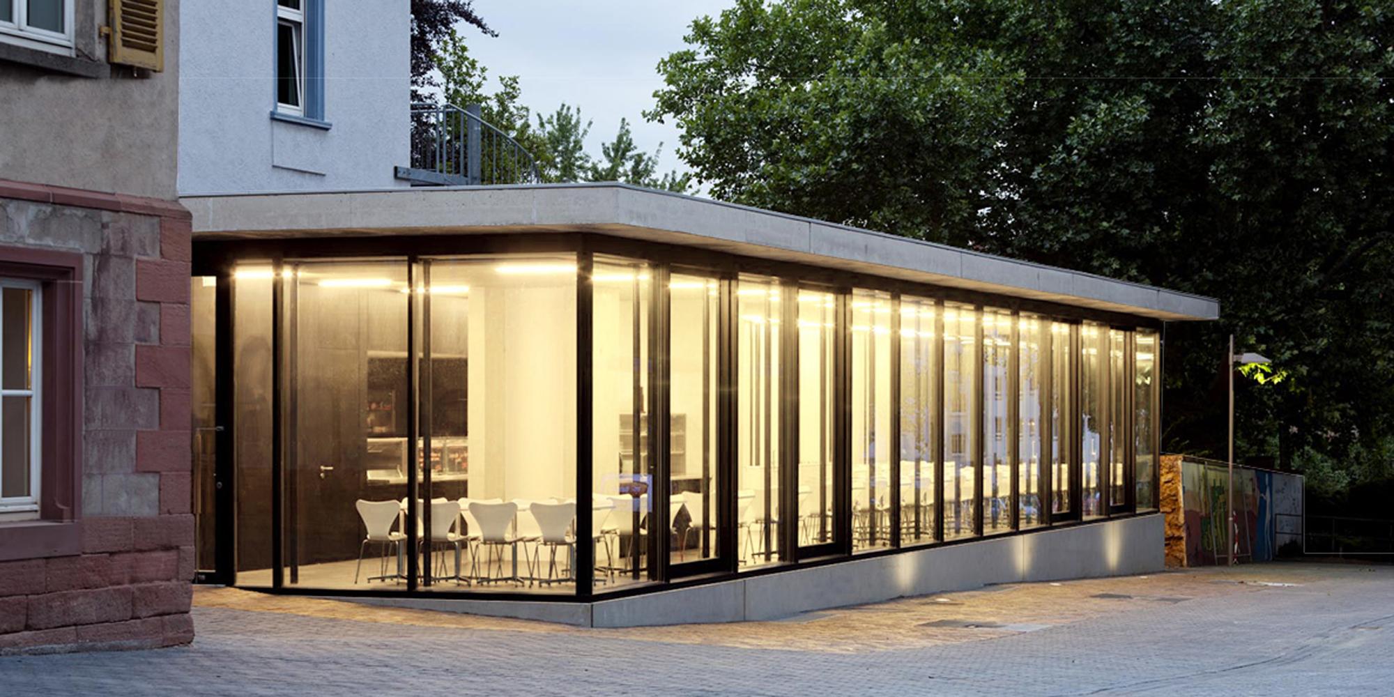 Waechter waechter mensa 2012 waechter waechter architekten bda darmstadt - Wachter wachter architekten ...