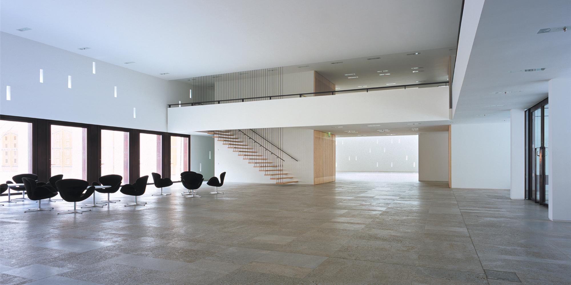 Hessischer Landtag - Foyer