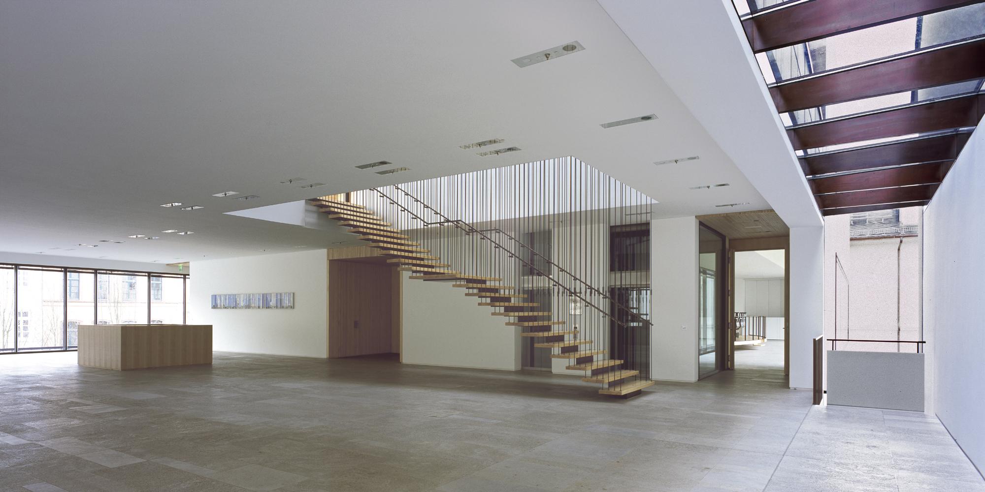 Plenarsaalgebäude Hessischer Landtag