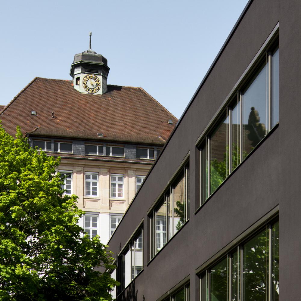 Schillerschule, Gymnasium