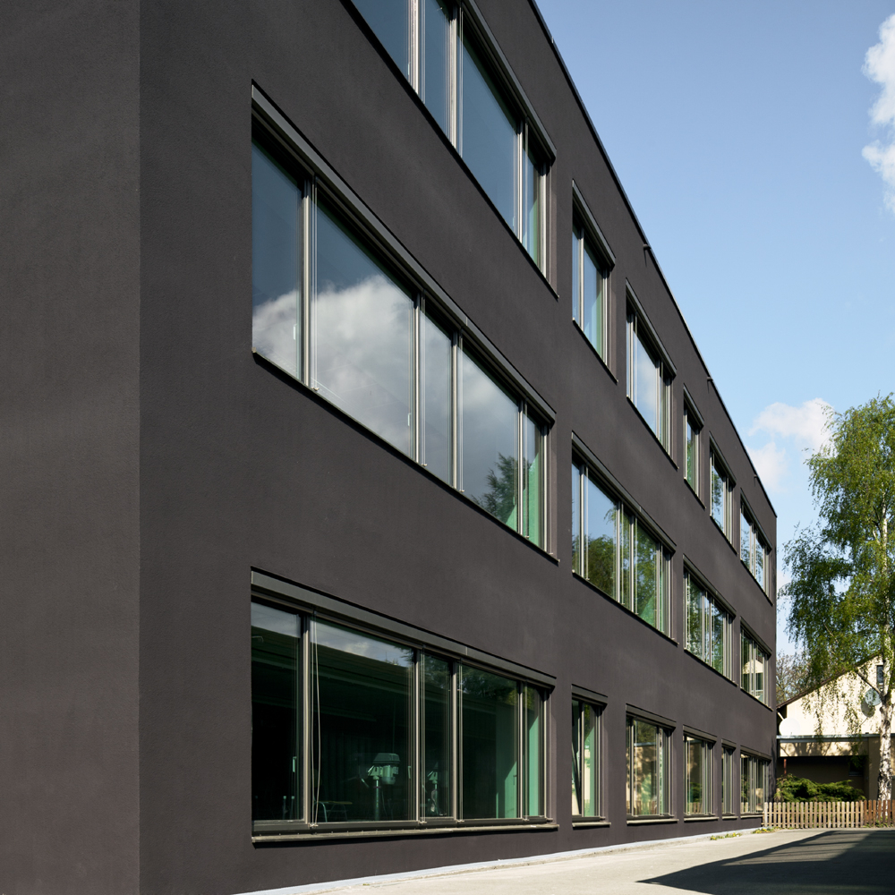 schillerschule gymnasium waechter waechter architekten bda darmstadt. Black Bedroom Furniture Sets. Home Design Ideas