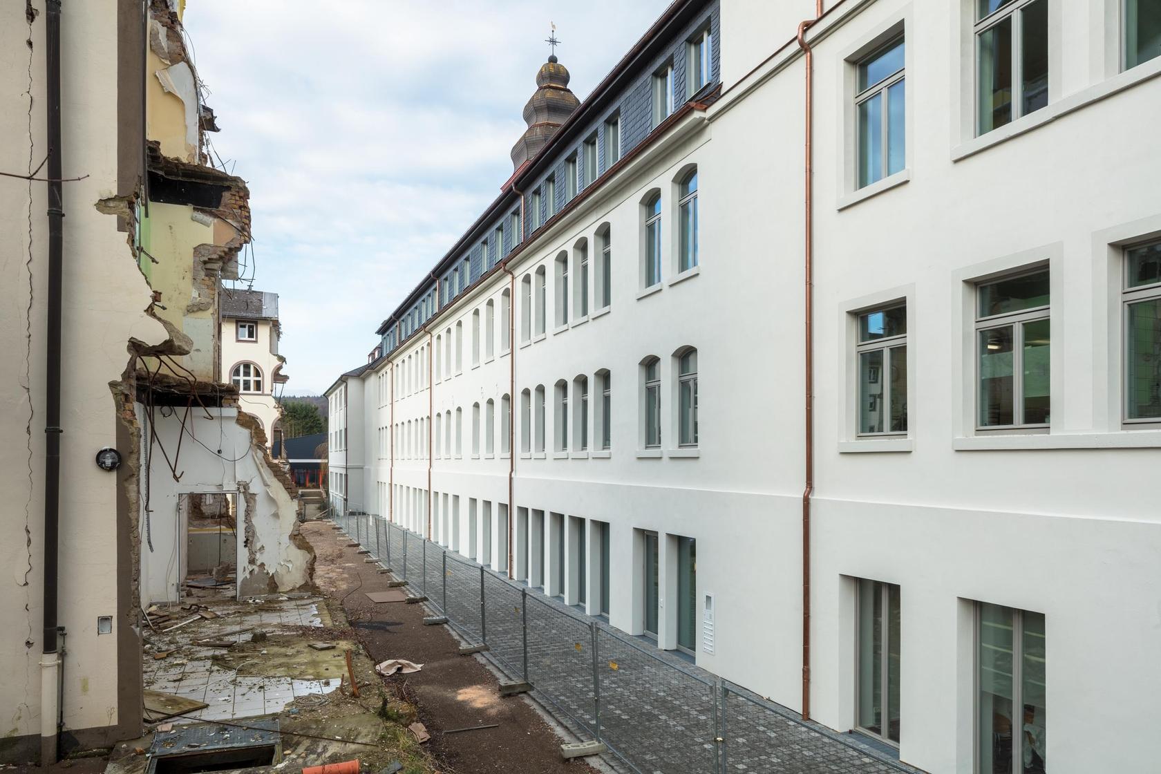 St.Vincenzstift Zentralgebäude Aulhausen